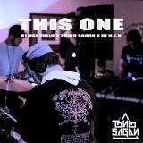 "Tonio Sagan - ""This One"" Cover Art"