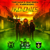 Tonio Sagan - Frenemies (feat. Warrior King) Cover Art