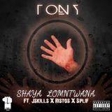 Tonyworldwide - Shaya Lomntwana Cover Art