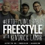 LiveFromThe6ix - Lunch Table Freestyle Cover Art