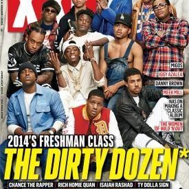 XXL Freshmen 2014