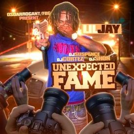 LiveFromThe6ix - Unexpected Fame Cover Art