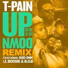 Up Down (Remix) [Ft. Kid Ink, Lil Boosie & B.o.B]
