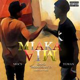 TORNADO VIBEZ - MIAKA MIA(PRODUCED BY T3) Cover Art