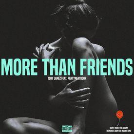More Than Friends (Feat. PARTYNEXTDOOR)