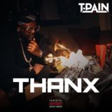 T-Pain - THANX Cover Art