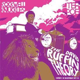 Trackstar the Dj - David Ruffin Theory Cover Art