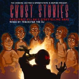 Trackstar the Dj - Ghost Stories: Ghostface Killah's Storytelling Raps Cover Art