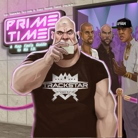Trackstar the Dj - Prime Time: A Rap Fan's Guide to No I.D. Cover Art