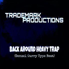Denzel Curry x Travis Scott Type Beat | (Back Around Heavy Trap)