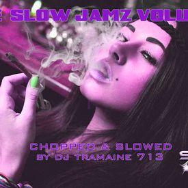 Drake & Aaliyah- Jaded (Slowdown Blend Remix By DJ Tramaine713)