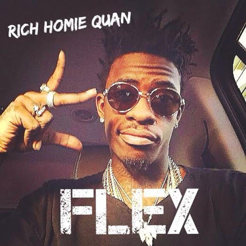 Rich Homie Quan – Flex (Ooh, Ooh, Ooh) /BLEND 2pac i get