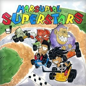 Marsupial Superstars