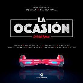 La Ocasión [feat. Daddy Yankee, Nicky Jam, Farruko, J Balvin & Zion]