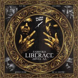 Trapeton - Liberace (Remix) [feat. Fat Joe, Arcangel, De La Ghetto & Ñengo Flow] Cover Art