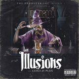 Trapeton - Los Illusion, Vol. 1 Cover Art