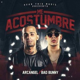 Me Acostumbre (RIP) [feat. Bad Bunny]