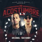 Trapeton - Me Acostumbre (feat. Bad Bunny) Cover Art