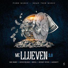 Me Llueven 3.0 (feat. Kevin Roldan, Noriel, Bryant Myers & Almighty)