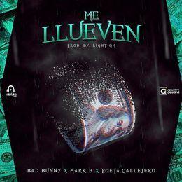 Trapeton - Me Llueven (feat. Mark B & Poeta Callejero) Cover Art