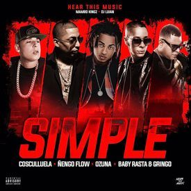 Simple (feat. Ñengo Flow, Ozuna, Baby Rasta & Gringo)