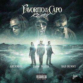 El Favorito De Los Capos (Official Remix)