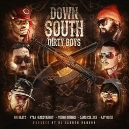 TrapsNTrunks.com - Down South Dirty Boys Cover Art