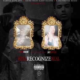 TrapsNTrunks.com - Real Recognize Real (Ft. JayCritch) Cover Art