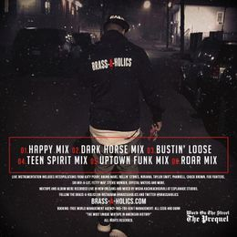 TrapsNTrunks.com - Word On The Street (The Prequel) Cover Art