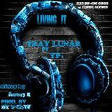 Tray Lunar - Living It (Ft. YPa)(www.loudsoundgh.com) Cover Art