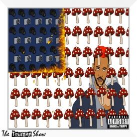Tray Pizzy - The Truman Show  Cover Art