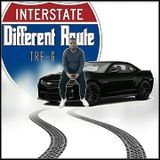 Tre Goodman - Different Route  Cover Art