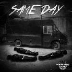 Treacherous COB - Same Day (Funk Volume Response 2)  Cover Art