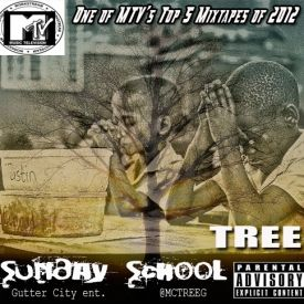 """TREE - SUNDAYSCHOOL """"THE DELUXE EDITION"""" Cover Art"""