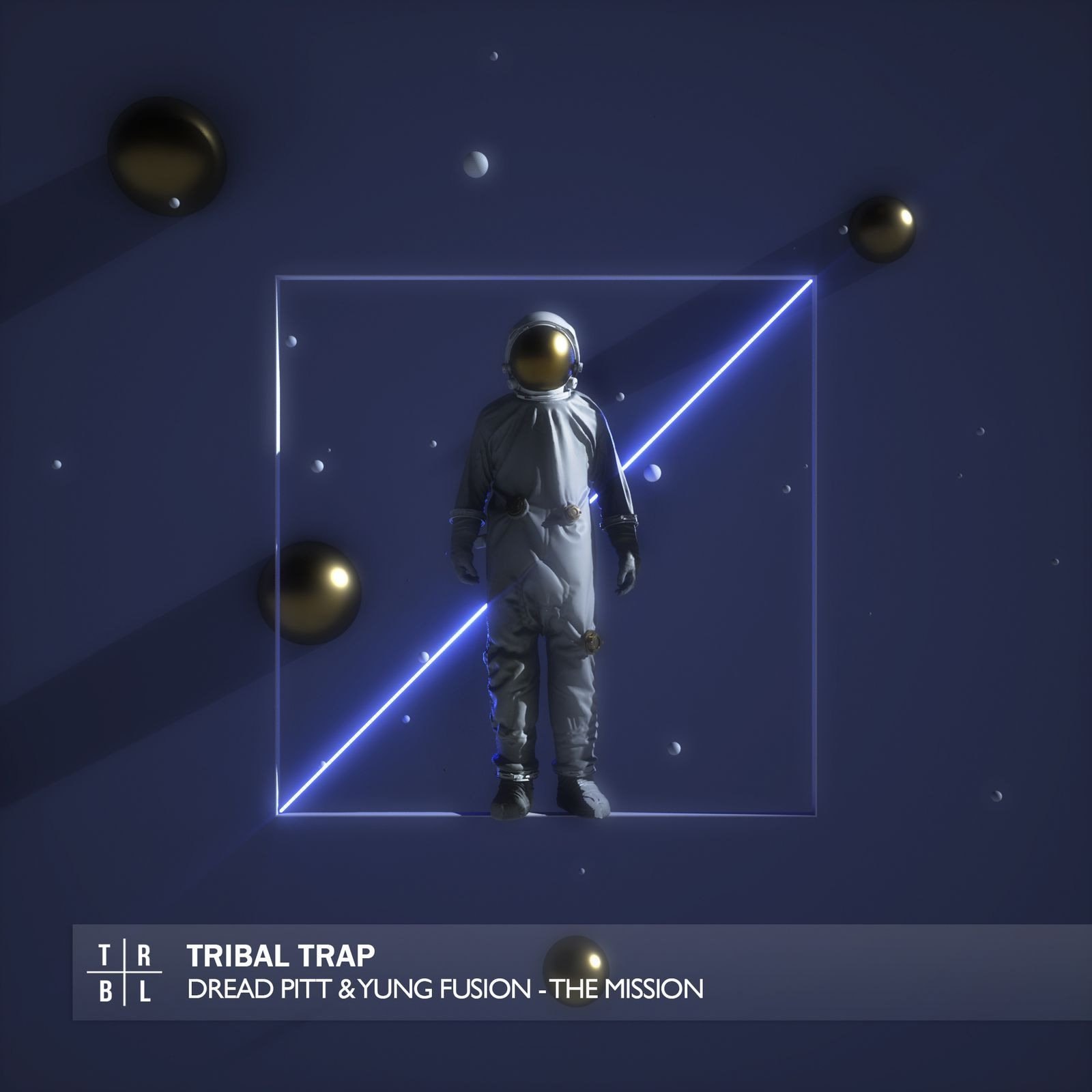 The Mission by Dread Pitt & Yung Fusion from Tribal Trap: Listen for