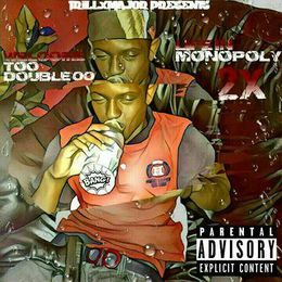 TrillxMajor - LifeInMonopoly2X Cover Art