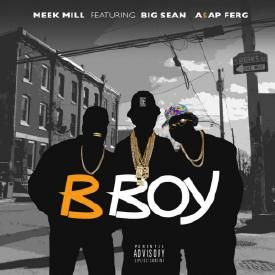 B-Boy (feat. Big Sean & A$AP Ferg)