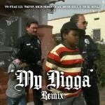 TriStateMusik - My Nigga (Remix) (feat. Lil' Wayne, Rich Homie Quan, Meek Mill & Nicki Minaj) Cover Art