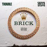 Trouble - Brick Cover Art