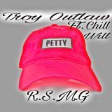 TROY OUTLAW - PETTY Cover Art