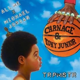 All Me x Michael Jordan (TRPMSTR Mash) (Dirty)