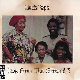 IceCreamInTheWinterPhuz'ItiyeInTheSummer - Live From The Ground 3 Cover Art