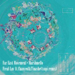 tsuppi - Freal Luv(tsuppi Remix) Cover Art
