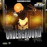 The Underground Fix - The Underground Fix Mixtape Vol. 253 Starring: Da Jnx Cover Art