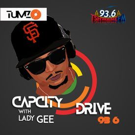 TumzO - Cap City Drive 02 with LadyGee