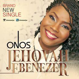 Tunative - Jehovah Ebenezer Cover Art
