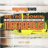 ONLYONETWO - Metropolis (Remix) Cover Art