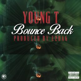 Tyler Robinson - Bounce Back Cover Art