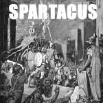 Tyrone Briggs - #SPARTACUS Cover Art