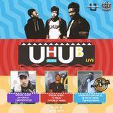 UHUB LIVE - UHUB LIVE Cover Art